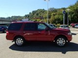 2014 Ruby Red Ford Expedition Limited 4x4 #86158308