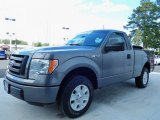 2011 Sterling Grey Metallic Ford F150 STX Regular Cab #86158294
