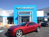 2010 Red Jewel Tintcoat Chevrolet Camaro LT/RS Coupe #86158394