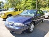 2001 Navy Blue Metallic Chevrolet Impala  #86158389