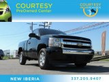 2008 Black Chevrolet Silverado 1500 Work Truck Regular Cab #86158742