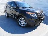 2014 Tuxedo Black Ford Explorer Limited #86158475