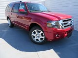 2014 Ruby Red Ford Expedition EL Limited #86158474