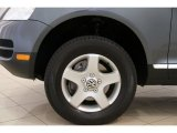 Volkswagen Touareg 2005 Wheels and Tires