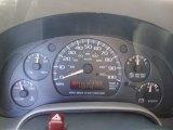 2002 Chevrolet Astro LT Gauges