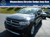2011 Blackberry Pearl Dodge Durango Crew 4x4 #86158454