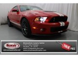2012 Race Red Ford Mustang Shelby GT500 Coupe #86206937