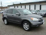 2011 Polished Metal Metallic Honda CR-V EX-L 4WD #86207253