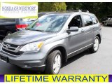 2011 Polished Metal Metallic Honda CR-V EX-L 4WD #86206713