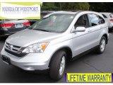 2010 Alabaster Silver Metallic Honda CR-V EX-L AWD #86206712