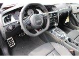 2014 Audi S4 Prestige 3.0 TFSI quattro Black Interior