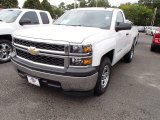 2014 Summit White Chevrolet Silverado 1500 WT Regular Cab #86206483