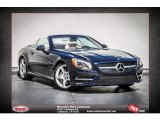2014 Lunar Blue Metallic Mercedes-Benz SL 550 Roadster #86206608