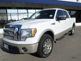 2010 Oxford White Ford F150 King Ranch SuperCrew #86206705