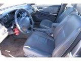 2001 Nissan Altima Interiors