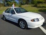 2003 Olympic White Chevrolet Cavalier LS Sedan #86207236