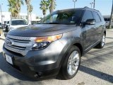 2014 Sterling Gray Ford Explorer XLT #86206694