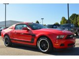 2012 Race Red Ford Mustang V6 Premium Coupe #86206803