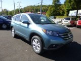 2014 Mountain Air Metallic Honda CR-V EX AWD #86207119