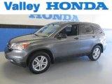 2011 Polished Metal Metallic Honda CR-V EX 4WD #86206585