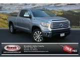 2014 Silver Sky Metallic Toyota Tundra Limited Double Cab 4x4 #86206448