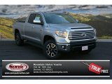 2014 Silver Sky Metallic Toyota Tundra Limited Double Cab 4x4 #86206447