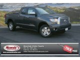 2013 Magnetic Gray Metallic Toyota Tundra Limited Double Cab 4x4 #86206440