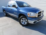 2006 Atlantic Blue Pearl Dodge Ram 1500 ST Quad Cab #86206903