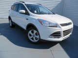 2014 White Platinum Ford Escape SE 2.0L EcoBoost #86206901