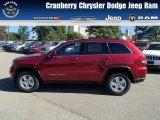 2014 Deep Cherry Red Crystal Pearl Jeep Grand Cherokee Laredo 4x4 #86206771