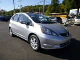 2013 Alabaster Silver Metallic Honda Fit  #86207101