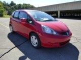 2013 Milano Red Honda Fit  #86207100