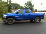 2007 Dodge Ram 1500 SXT Quad Cab 4x4 Data, Info and Specs
