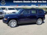 2014 True Blue Pearl Jeep Patriot Sport #86206768