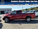 2014 Deep Cherry Red Crystal Pearl Ram 1500 Tradesman Quad Cab 4x4 #86206762