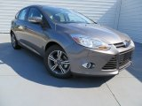 2014 Sterling Gray Ford Focus SE Hatchback #86206895