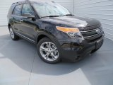2014 Tuxedo Black Ford Explorer Limited #86206893