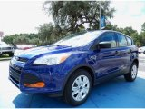 2014 Deep Impact Blue Ford Escape S #86206749