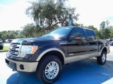 2013 Kodiak Brown Metallic Ford F150 Lariat SuperCrew 4x4 #86206742