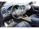 2013 BMW X3 Interiors
