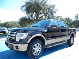 2013 Kodiak Brown Metallic Ford F150 King Ranch SuperCrew 4x4 #86206735