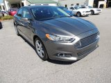 2013 Sterling Gray Metallic Ford Fusion Hybrid SE #86206985