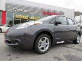 2013 Metallic Slate Nissan LEAF SV #86206973