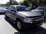 2007 Chevrolet Silverado 1500 Work Truck Extended Cab 4x4