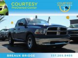 2011 Deep Water Blue Pearl Dodge Ram 1500 ST Quad Cab #86207163