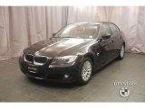 2009 Jet Black BMW 3 Series 328xi Sedan #8579871