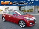 2013 Red Hyundai Elantra GT #86260757