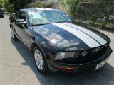 2006 Black Ford Mustang V6 Premium Coupe #86260567