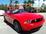 2011 Race Red Ford Mustang GT Premium Coupe #86260606