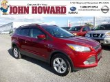 2013 Ruby Red Metallic Ford Escape SE 2.0L EcoBoost 4WD #86260714